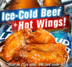 Beer, Pizza and Wings Delivery in Arizona