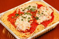 Family Chicken Parm