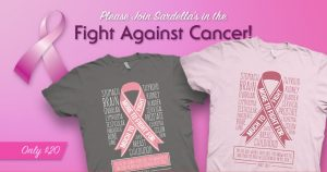 Join the fight against cancer