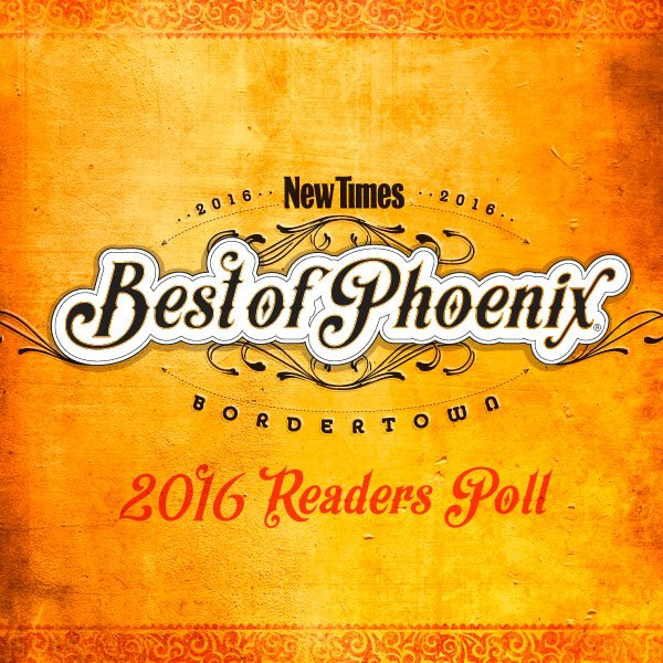 Vote for Sardella's for the Best of Phoenix 2016