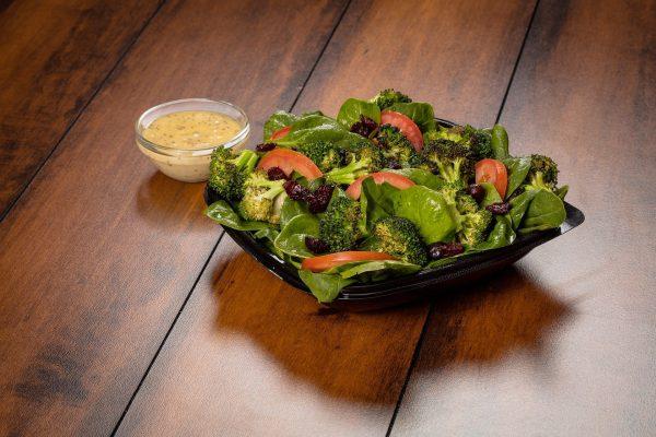 Charred Broccoli Salad