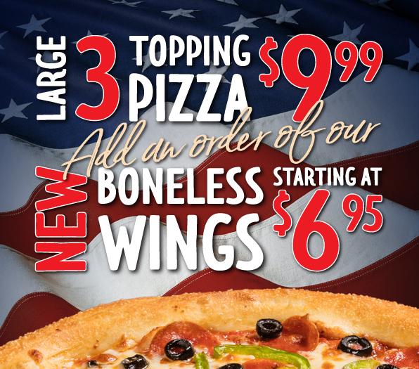 2017 Phoenix summer pizza deals