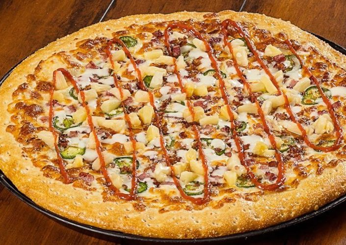 the great Hawaiian pizza debate